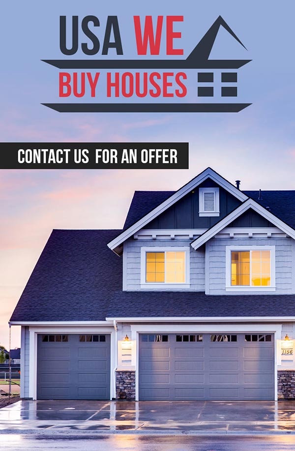 Sell My House Fast | USA We Buy Houses